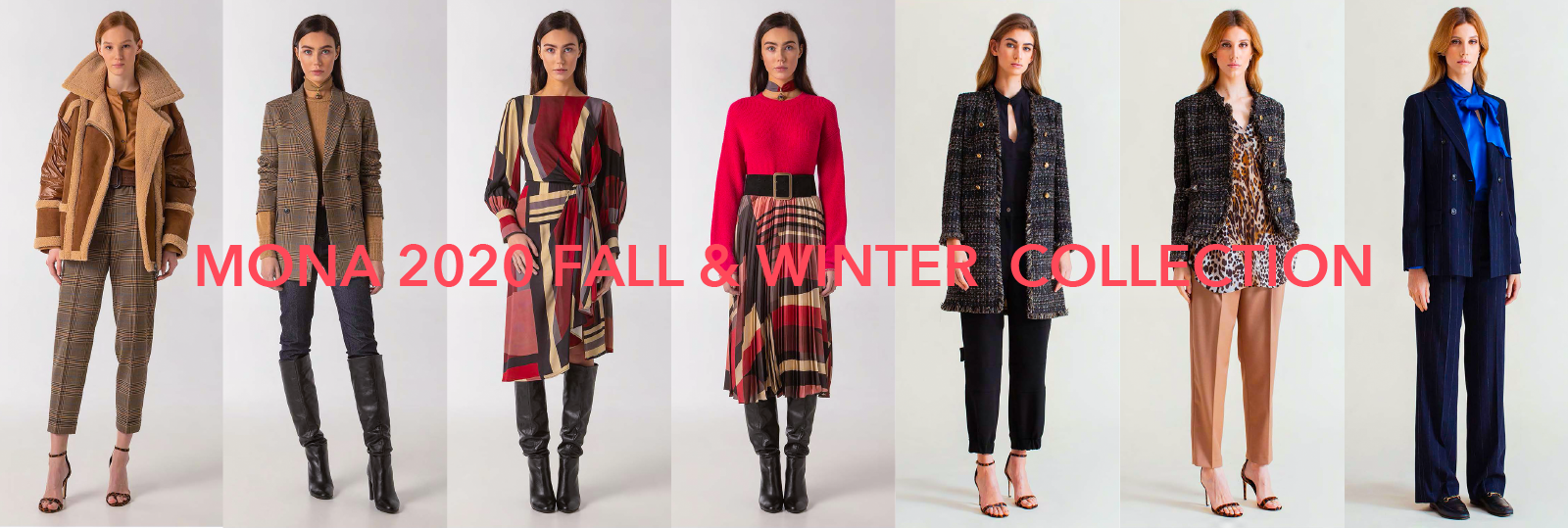 2020FALL & WINTER COLLECTION